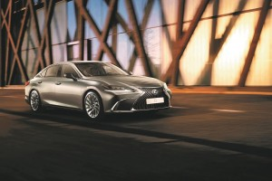 Lexus ES Limited Edition