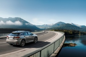 Lexus RX Luxury Special Edition_Road
