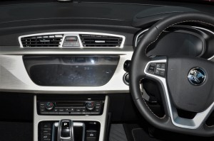 Proton X70_Steering_Touchscreen_Air Vents_Climate Control