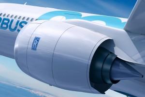 Rolls-Royce_Trent 7000 Engine
