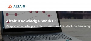 Altair Knowledge Works _Flexible Machine Learning