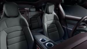 Porsche Taycan_Seats_Cabin