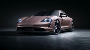 Porsche Taycan_Front