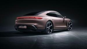 Porsche Taycan_Rear