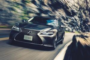 Lexus LS_Flagship