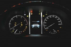 Toyota Fortuner_Multi Info Display_Meter Cluster_Lights