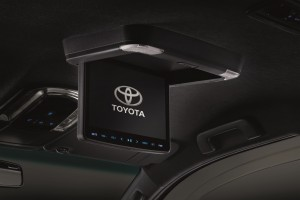 Toyota_Roof-Mounted Monitor