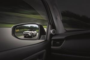 Toyota Fortuner_Blind Spot Monitor