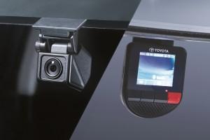 Toyota_Rear DVR