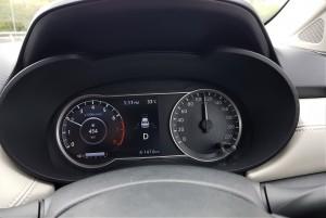 Nissan Almera Turbo_Speedometer