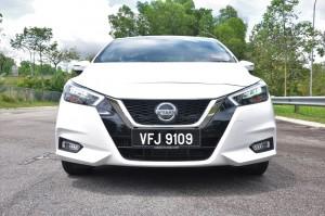 Nissan Almera Turbo VLT_LED Headlights_Grille