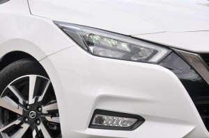 Nissan Almera Turbo_LED Headlight_Fog Light