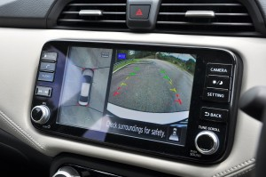 Nissan Almera Turbo_Intelligent Around View Camera