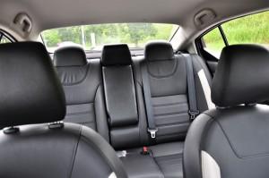 Nissan Almera Turbo VLT_Seats