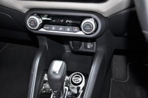 Nissan Almera Turbo VLT_12V Socket_USB Port_Climate Control_Start Stop Button