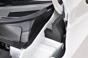 Nissan Almera Turbo_NVH Insulation