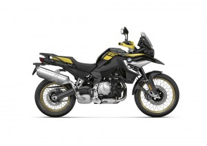 BMW F 850 GS_40 Years GS Edition_Right Side
