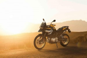 BMW F 850 GS_40 Years GS Edition_Motorcycle