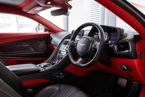 Aston Martin DB11 V8 Coupe_Interior_Steering