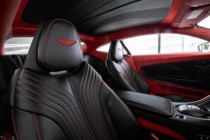 Aston Martin_Seats