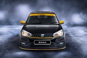 Proton Saga R3_Full Front