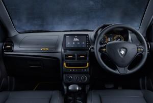 Proton Saga R3_Dashboard_Steering_Centre Console