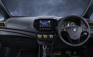 Proton Iriz R3_Centre Console_Dashboard_Steering