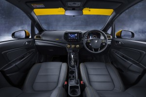 Proton Iriz R3_Interior_Dashboard_Seats_Steering