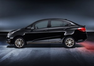 Proton Persona Black Edition_Side View