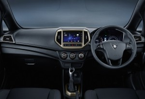 Proton Persona Black Edition_Dashboard_Centre Console_Steering