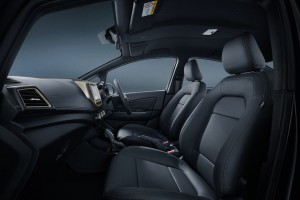 Proton Persona Black Edition_Seat Upholstery