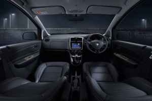 Proton Exora Black Edition_Full Dashboard_Seats_Steering_Centre Console