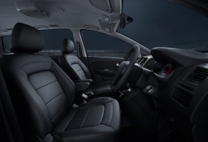 Proton Exora Black Edition_Seat Upholstery_Interior
