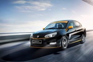 Proton Saga R3 Limited Edition
