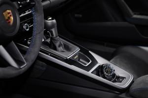Porsche 911 GT3_Interior_Porsche Design_Chronograph