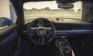 Porsche 911 GT3_Interior_Dashboard_Steering