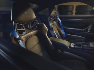 Porsche 911 GT3_Seats
