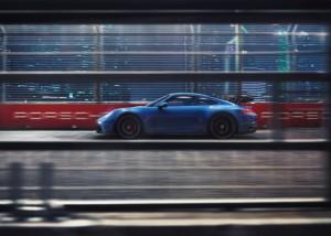 Porsche 911 GT3_Side
