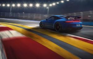 Porsche 911 GT3_Rear