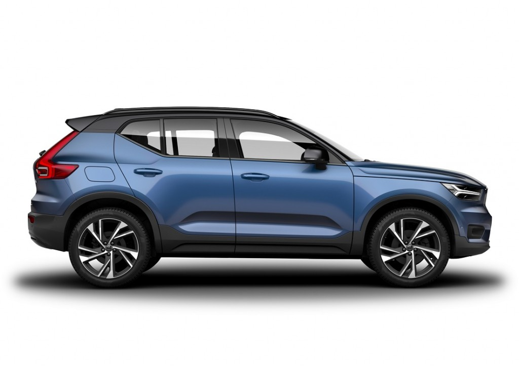 Volvo XC40_Crossover_Side View