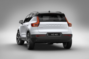 Volvo XC40 Recharge_Rear View