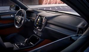 Volvo XC40 Recharge_Interior_Cabin