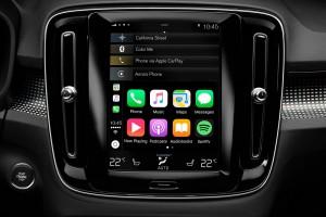 Volvo_Infotainment Display_Touchscreen