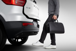 Volvo XC40_Kick Sensor_Tailgate