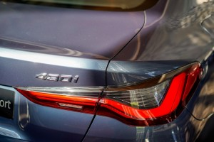 BMW 430i Coupe M Sport_Tail Light