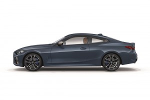 BMW 430i Coupe M Sport_Side View