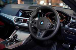 BMW 430i Coupe M Sport_Steering_Dashboard