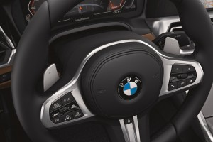BMW 430i Coupe M Sport_Steering Wheel_Controls