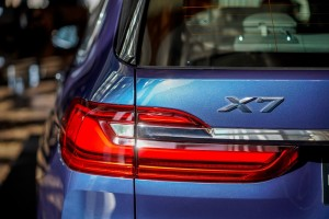 BMW X7 xDrive40i Pure Excellence_Tail Light