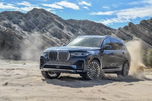 BMW X7 xDrive40i Pure Excellence_All Wheel Drive